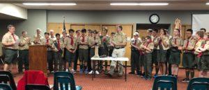 Troop 79 Court of Honor
